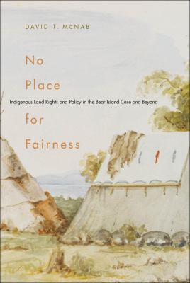 No place for fairness by David McNab, (1947-)