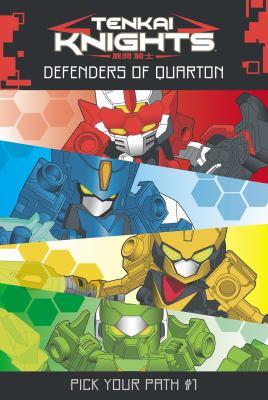 Defenders of Quarton by Ray Santos