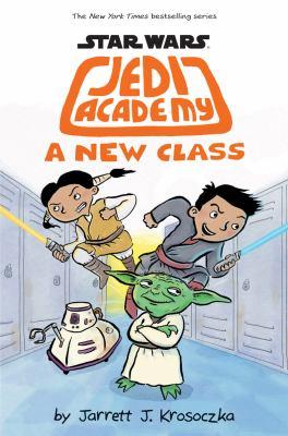 A new class by Jarrett Krosoczka