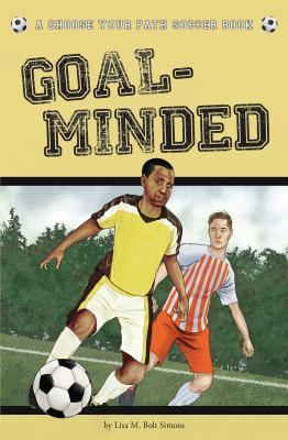 Goal-minded by Lisa M. B. Simons, (1969-)