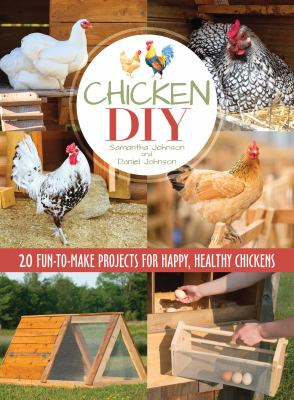 Chicken DIY by Daniel Johnson, (1984-)