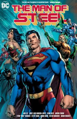 The Man of Steel by Brian Michael Bendis by Brian Michael Bendis
