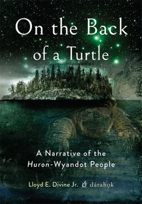 On the back of a turtle by Lloyd E. Divine,