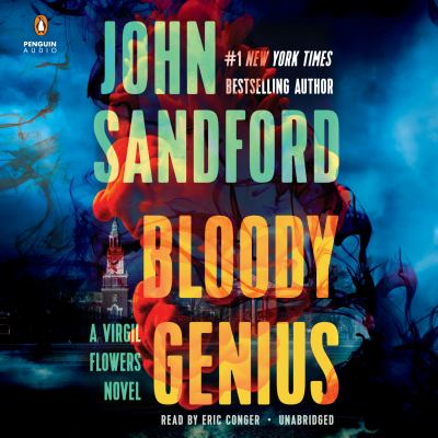 Bloody genius by John Sandford, (1944 February 23-)