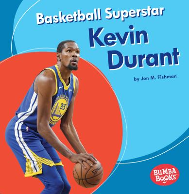 Basketball superstar Kevin Durant by Jon M. Fishman