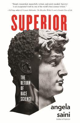 Superior by Angela Saini, (1980-)