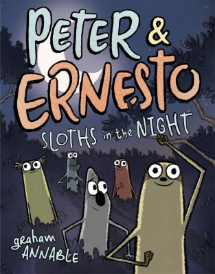 Sloths in the night by Graham Annable