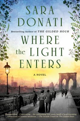 Where the light enters by Sara Donati, (1956-)