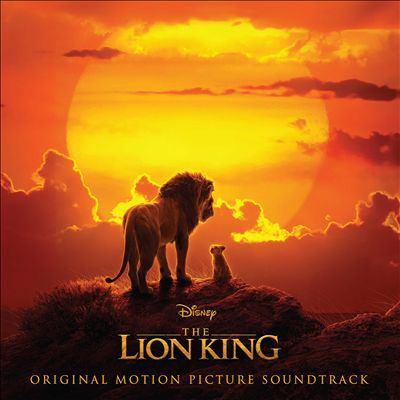 The lion king by Elton John