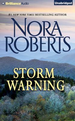 Storm warning by Nora Roberts