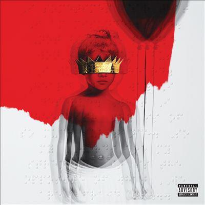 Anti by Rihanna, (1988-)