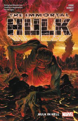 Hulk in Hell by Al Ewing