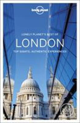 Lonely Planet's best of London by Emilie Filou