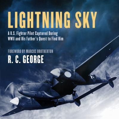 Lightning sky by R. C. George