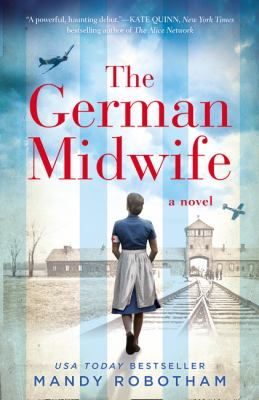 The German midwife by Mandy Robotham,