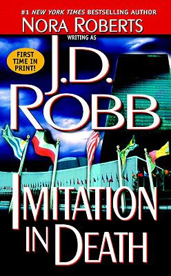 Imitation in death by J. D. Robb, (1950-)