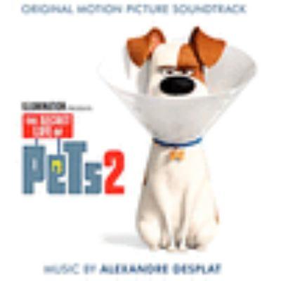 The secret life of pets 2 by Alexandre Desplat
