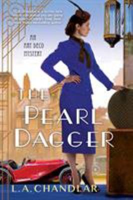 The pearl dagger by L. A. Chandlar