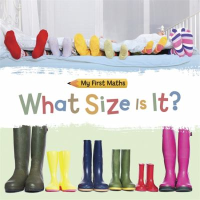 What size is it? by Jackie Walter