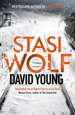 Stasi wolf by David Young, (1958-)