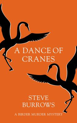A dance of cranes by Steve Burrows,