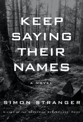 Keep saying their names by Simon Stranger, (1976-)