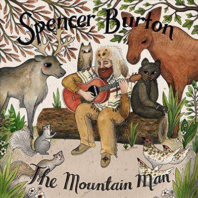 The mountain man by Spencer Burton