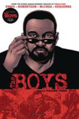 The Boys omnibus by Garth Ennis