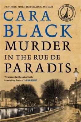 Murder in the Rue de Paradis by Cara Black, (1951-)