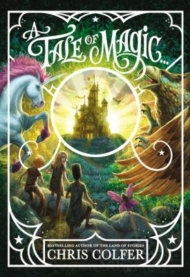 A tale of magic.. by Chris Colfer, (1990-)