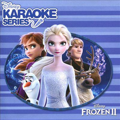 Frozen II by Kristen Anderson-Lopez