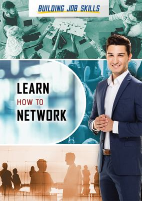 Learn how to network by Elissa Thompson