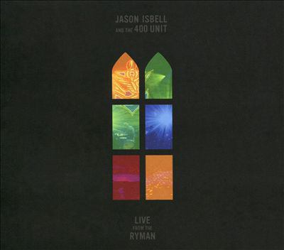 Live from the Ryman by Jason Isbell