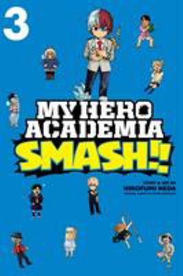 My hero academia by Hirofumi Neda