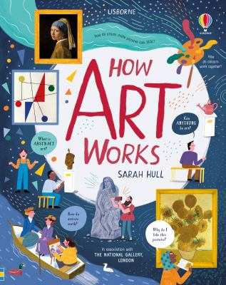How art works by Sarah Hull