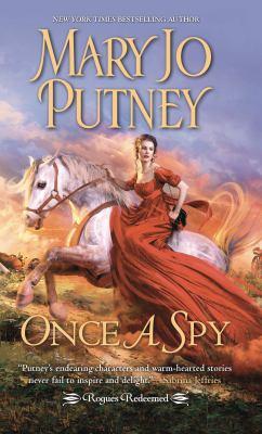 Once a spy by Mary Jo Putney
