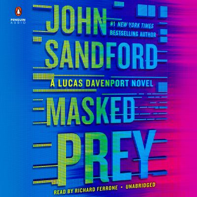 Masked prey by John Sandford, (1944 February 23-)