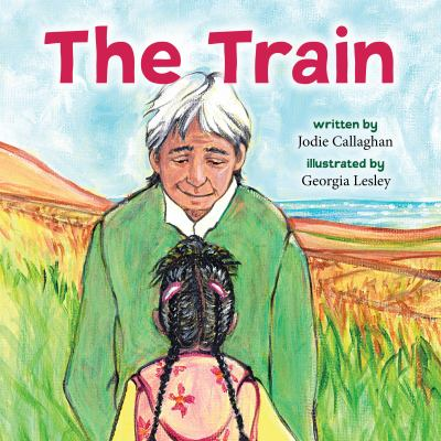 The train by Jodie Callaghan, (1984-)