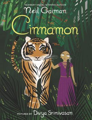 Cinnamon by Neil Gaiman,