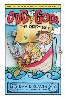 The oddyssey by David Slavin
