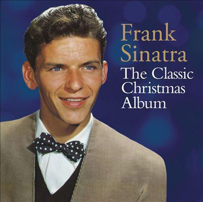 The classic Christmas album by Frank Sinatra, (1915-1998)