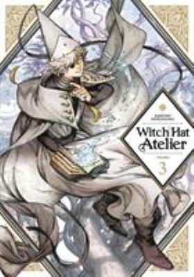 Witch hat atelier by Kamome Shirahama