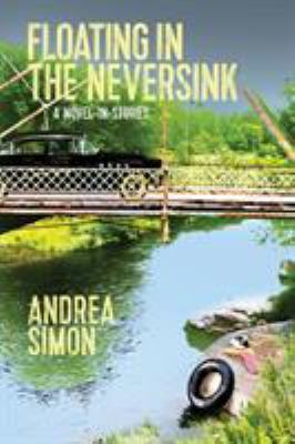Floating in the neversink by Andrea Simon, (1945-)