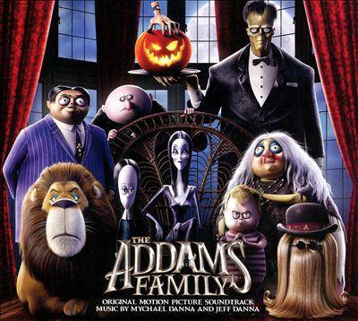The Addams family by Mychael Danna