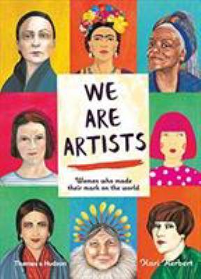 We are artists by Kari Herbert, (1970-)