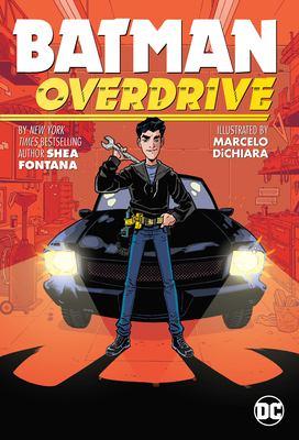 Overdrive by Shea Fontana