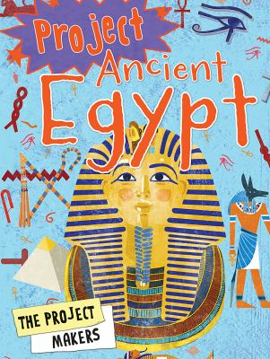 Project ancient Egypt by Simon Adams, (1955-)