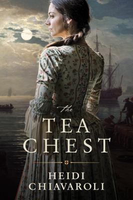 The tea chest by Heidi Chiavaroli