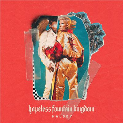 Hopeless fountain kingdom by Halsey, (1994-)