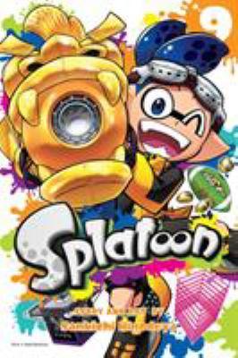 Splatoon by Sankichi Hinodeya